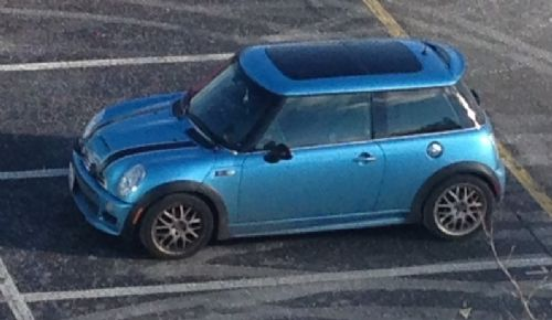 It S Electric Blue Including The Roof A Rare Combination Let Me Know If Anyone Is Interested