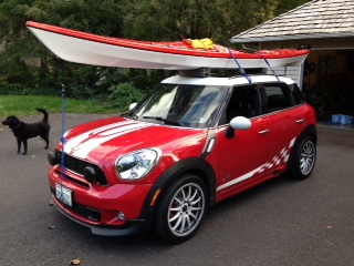 New Mods To My Countryman And Cooper Puget Sound Mini