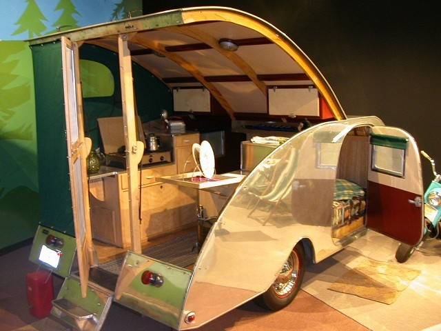 Ive Decided To Build A Teardrop Trailer Pull Behind My MINI Im Still Researching And Looking For Ideas Though I Have Picked The Design